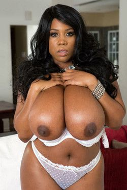 Ebony BBW Maserati has a hight level..