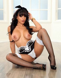 Perfect Maid In Mexico - Luna Star..