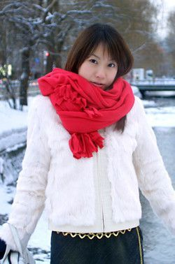 Cute japanese teenager Kurumi..