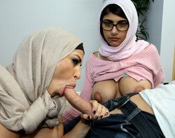Mia khalifa, Julianna Vega, Sean..