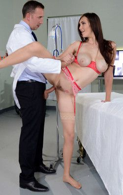 Holly Michaels hospital anal sex, the..