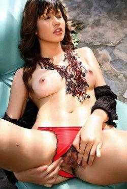 Stunning asian model Barbara Tang..