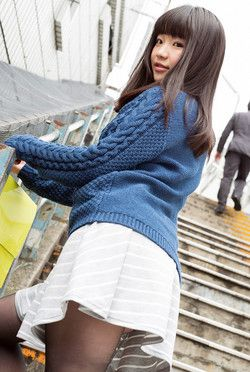 Beautiful japanese girl Yuuna