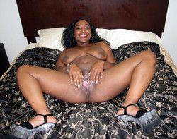 Big ass black babe Tifanny Staxxx..