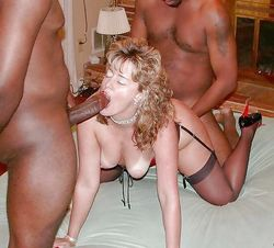 Fat black dick for cheating wife,..