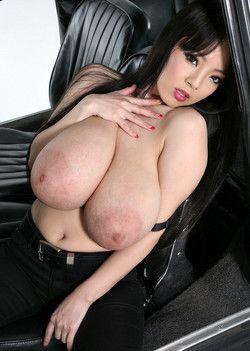 Japanese pornstar Hitomi Tanaka..
