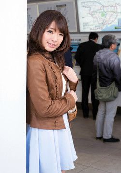 Beautiful japanese girl Misa and her..