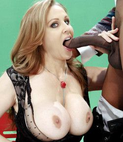 After some short interview Julia Ann..