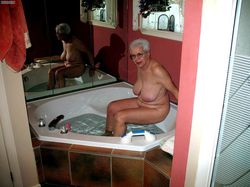 Nude old grandmas want sex too