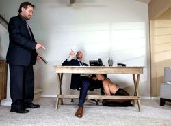 Johnny Sins banging my boss's daughter