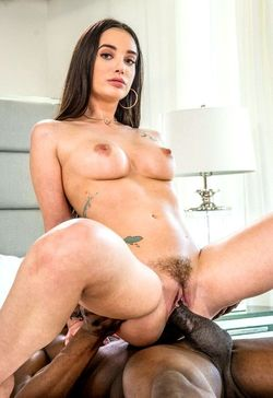 Perfect for BBC babe Gia takes is..